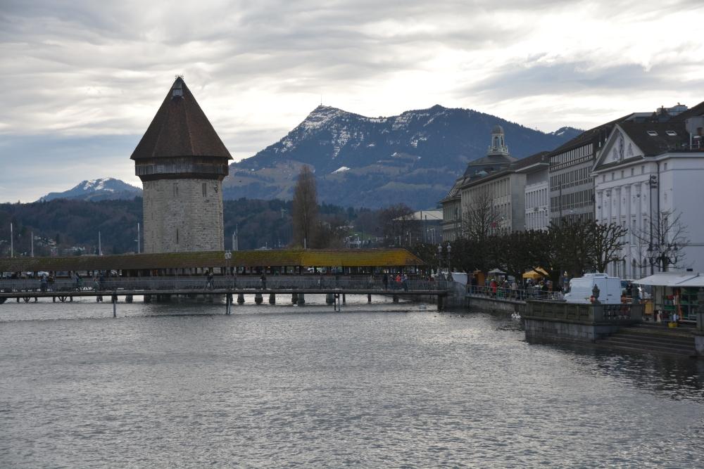 Lovely Lucerne, Switzerland (1/6)